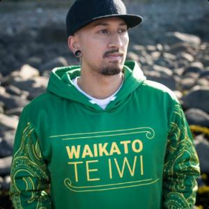 Waikato Te Iwi Hoodies