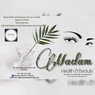 Madam Health & Beauty