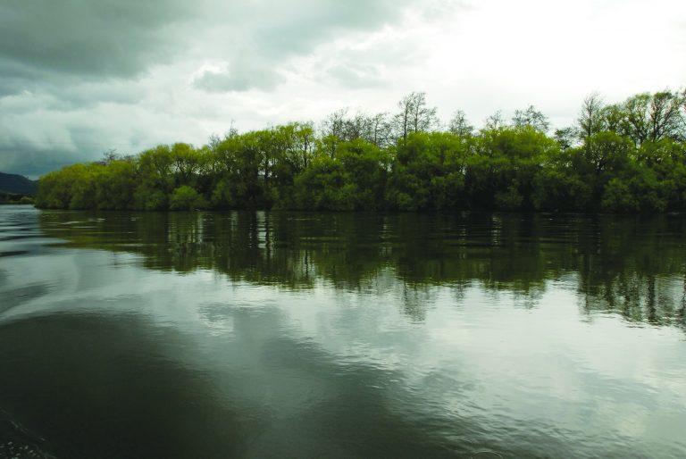 Waikato River, Horotiu