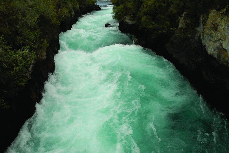 Waikato River, Taupo End